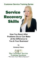 Service Recovery Skills