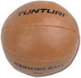 Tunturi Medicine bal - 2 kg - Bruin