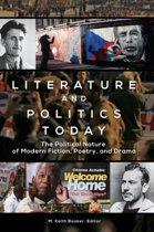 Literature and Politics Today