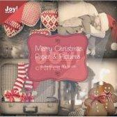 Papier blok Paper & pictures, merry christmas 10 x 10 cm 18 vel