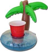 Opblaasbare Palmboom Bekerhouder - Set van 3