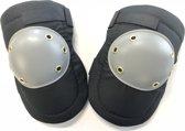 Kniebeschermers - 2 stuks - kniestukken / kniepads - kniebescherming voor klussen in huis en de tuin