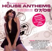 D: Vision Presents: House Anthems