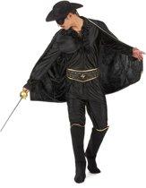 Musketier kostuum voor mannen - Verkleedkleding