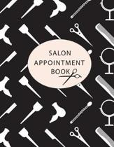 Salon Appointment Book