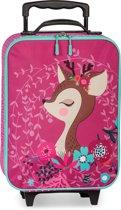 Bambi meisjes trolley 40 cm 2 w