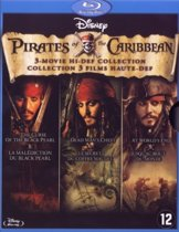 Pirates Of The Caribbean 1-3