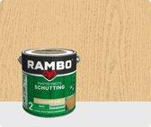 Rambo Pantserbeits Schutting Mat Transparant Kleurloos 0000 2500 cc