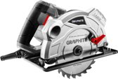 HAND CIRKELZAAG MACHINE 1500 Watt - GRAPHITE