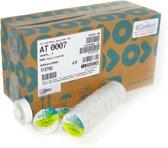 Advance   -   AT7    -  Isolatietape   -  15mm x 10m wit   -  doos 100 rollen