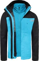 The North Face Quest Triclimate Heren Outdoor Jas - Acoustic Blue - Maat M