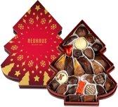 Neuhaus Kerstboomdoos Pralines - Rood - 370 gram - 27 stuks