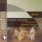 Bach Complete Lute Music, Ciaccona