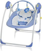 Baby Swing Little World Dreamday Blue