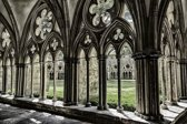 Papermoon Medieval Cathedral Vlies Fotobehang 500x280cm 10-Banen
