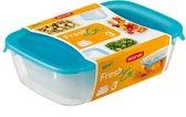 Curver Fresh&Go Vershouddozen - 3-Delig - 0,5/1/2 Liter