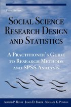 Social Science Research Design and Statistics