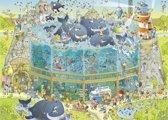 Puzzel Ocean Habitat 1000 Heye 29777 :: Heye