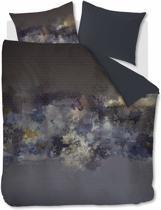 Kardol Metamorphose - Dekbedovertrek - Eenpersoons - 140x200/220 cm - Blauw