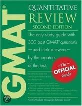 GMAT Quantitative Review