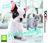 Nintendogs + Cats: Franse Bulldog + Nieuwe Vrienden - 2DS + 3DS