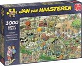 Jan van Haasteren Boerderij Bezoek 3000