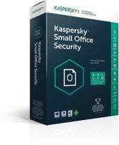 Kaspersky Small Office Security | 5 Apparaten | 1 Jaar | Engelse verpakking | Alle Europese talen