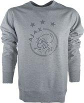 Ajax sweater Kinderen - grijs - maat 140