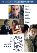 The Only Living Boy In New York (dvd)