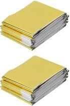 ProPlus reddingsdeken - isoleerdeken - 160x210cm - 2 stuks