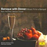 A Baroque Dinner Menu - Music Fit F