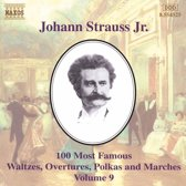 Strauss:100 M.Famous Works V.9