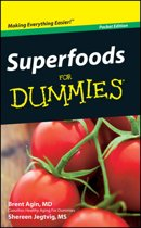 Superfoods For Dummies, Pocket Edition