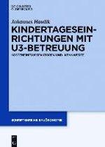 Kindertageseinrichtungen Mit U3-Betreuung