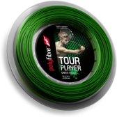 Polyfibre Tour Player  Green Touch 200 m. tennissnaar 1,23 mm.