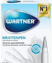 Wartner wrattenpen - TCA GEL aanstip methode - 1.5 ml
