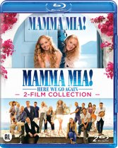 Mamma Mia! The Movie & Mamma Mia! Here We Go Again (Blu-ray