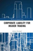 Corporate Liability for Insider Trading