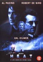 DVD cover van Heat