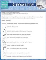 Geometry (Speedy Study Guides