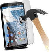 Motorola Nexus 6 glazen Screen protector Tempered Glass 2.5D 9H (0.3mm)