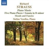Strauss, R: Piano Sonata / 5 P
