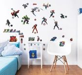 Walltastic - Muursticker Set M - Avengers - 47 stickers