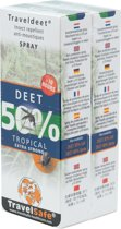 Travelsafe 2-Pack Deet 50%