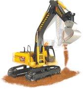 Dickie Construction Series - Graafmachine (70cm)