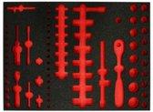 4Tecx Inlay Doppen V Gereedschapwagen