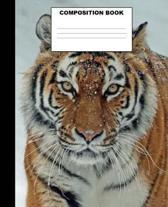 Tiger Composition Book