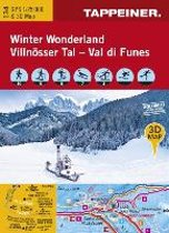 Winter Wonderland Villnösser Tal 1 : 25.000