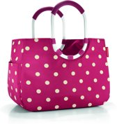 Reisenthel Loopshopper L - Ruby Dots