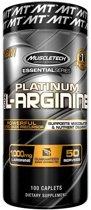 Platinum 100% L-Arginine 100caps